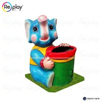 Elephant Dustbin