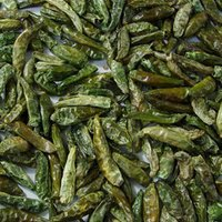 Dehydrated Green Chili