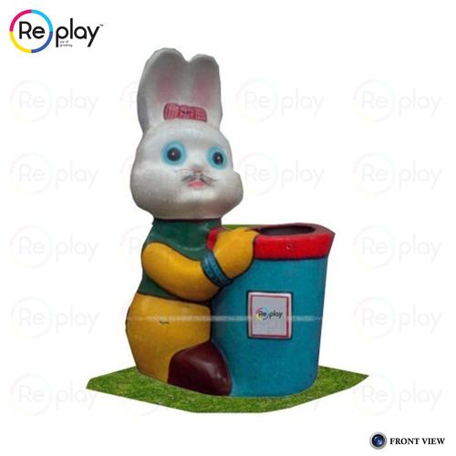 Mini Rabbit Dustbin