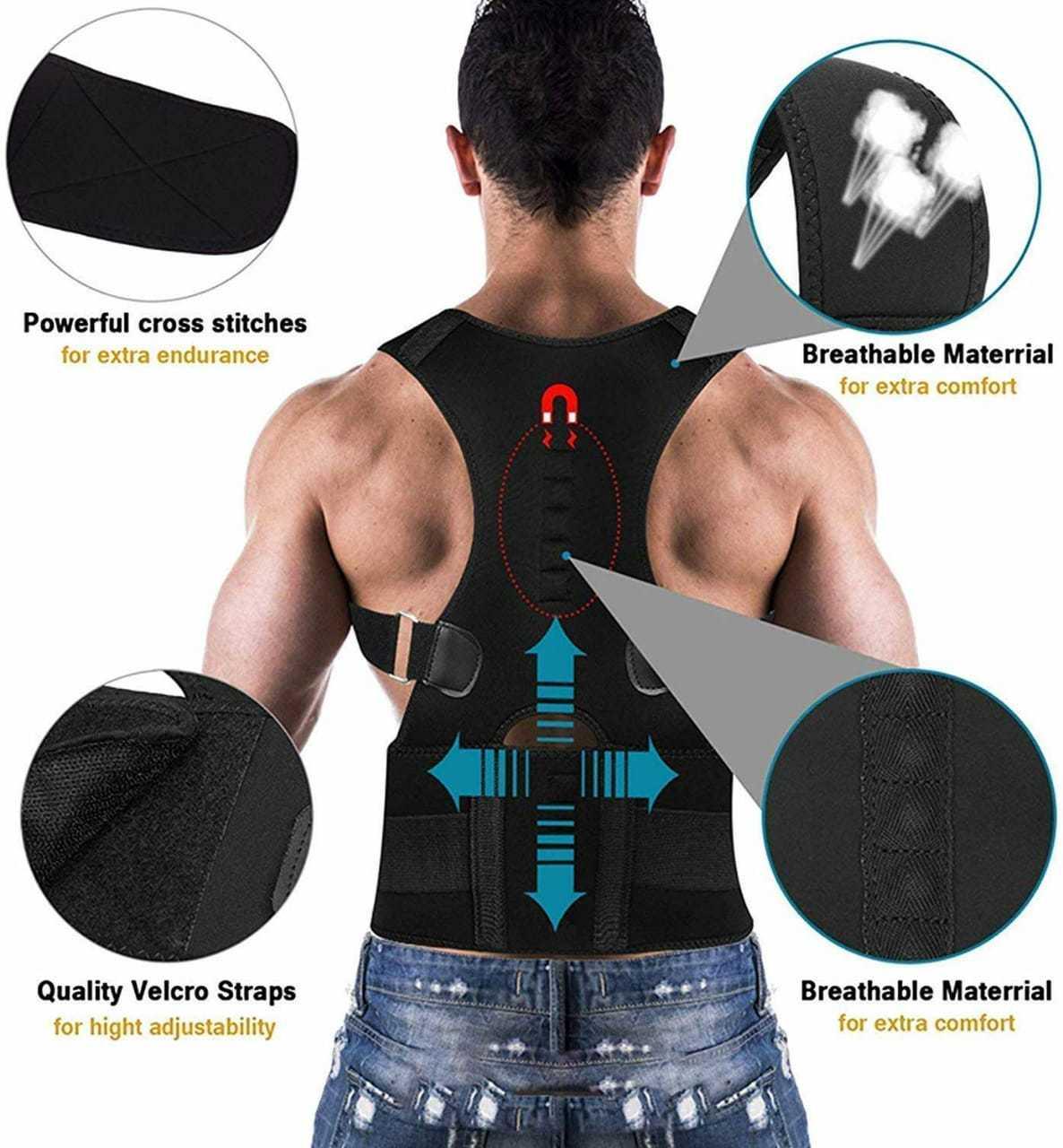 Real Doctor Posture Correction Belt