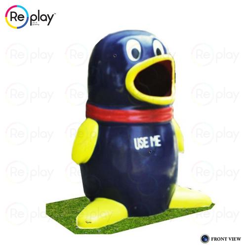 Mini Penguin Dustbin