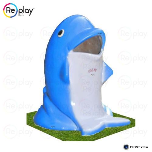 Dolphin Dustbin