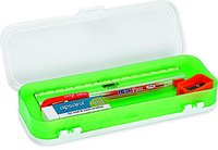 Jungle Big Plastic Pencil Box