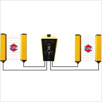 SZJ Series Punch Protection Light Curtain