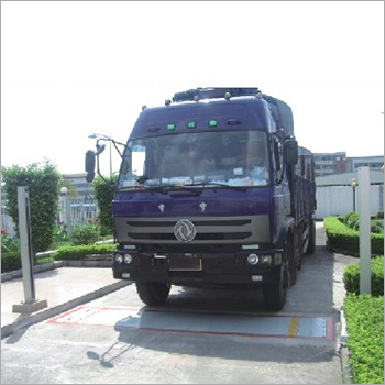 Vehicle Separation Light Curtain