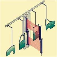 High Speed Measurement Light Curtain