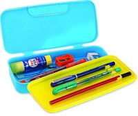 Kidzi Big Plastic Pencil Box