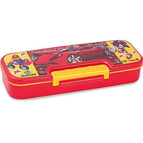 Kidzi Small Plastic Pencil Box