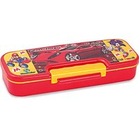 Kidzi Small Plastic Pencil Box