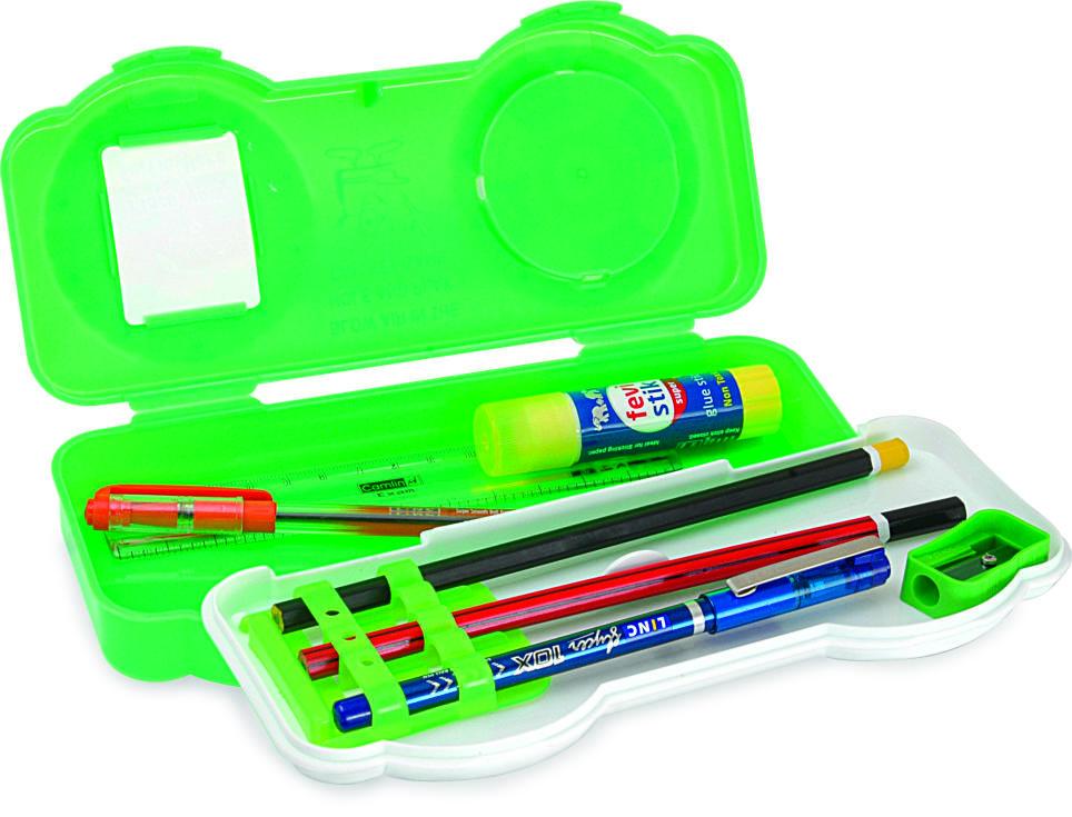 Selfie Plastic Pencil Box