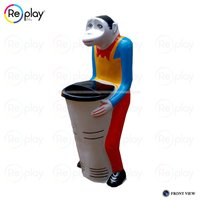 Monkey Dustbin