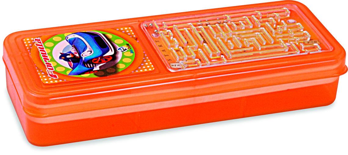 Tango Plastic Pencil Box
