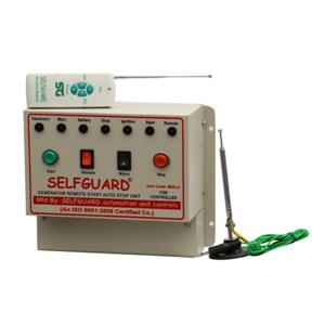 Generator Auto Start Auto Stop Unit With Wireless Remote