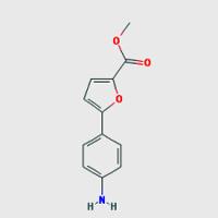 5-(4-Aminophenyl)furan-2-carbaldehyde