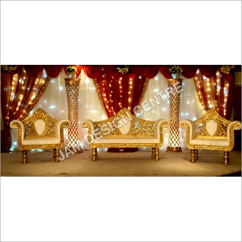 Wedding Sofa Set