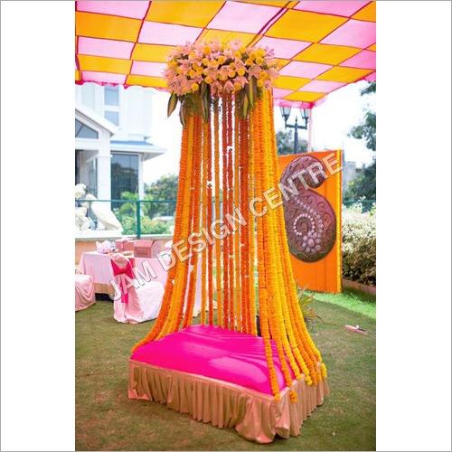 Decorative Wedding Mehndi
