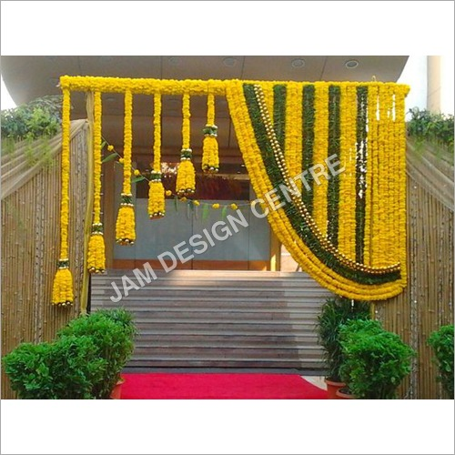 Decorative Mehndi Gate