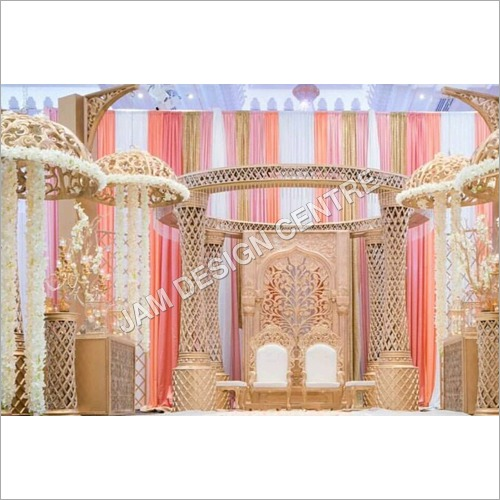 Outdoor Wedding Mandap