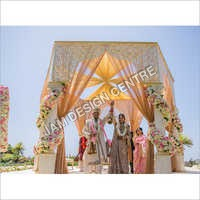 Destination Wedding Mandap
