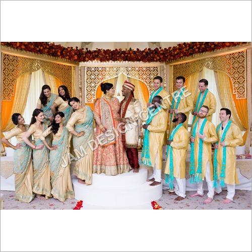 Wedding Zali Stage Service