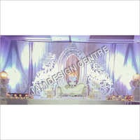 Indoor Wedding Stage Service