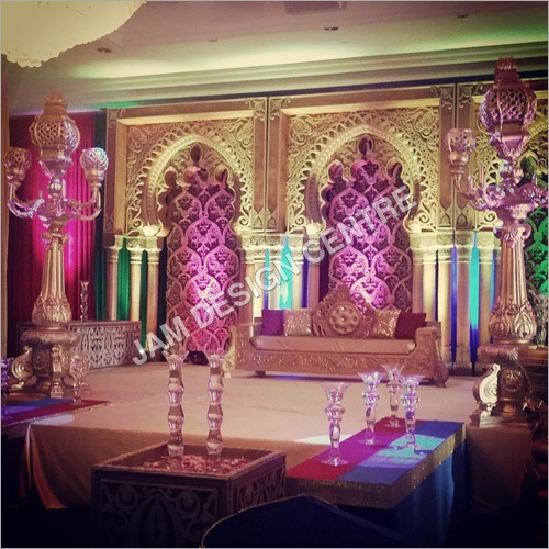 Luxury Wedding Stage