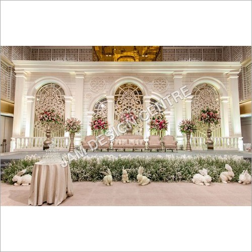 Indoor Wedding Stage
