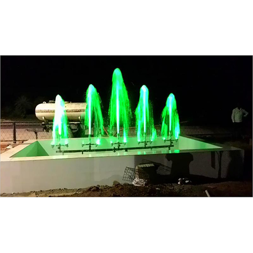 Bubbler Series Fountain