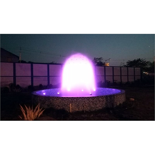 Ball Fountain With LED