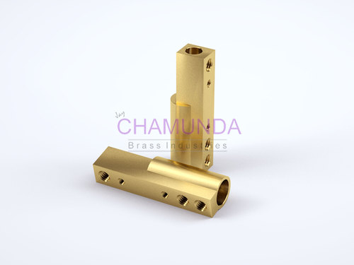 Brass Terminal Block Bus Bar