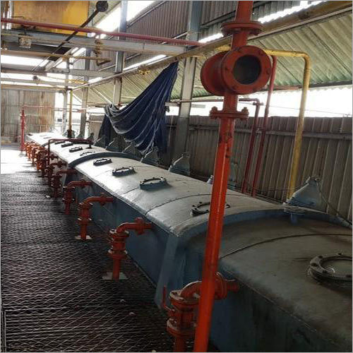 Soybean Solvent Extraction Plant