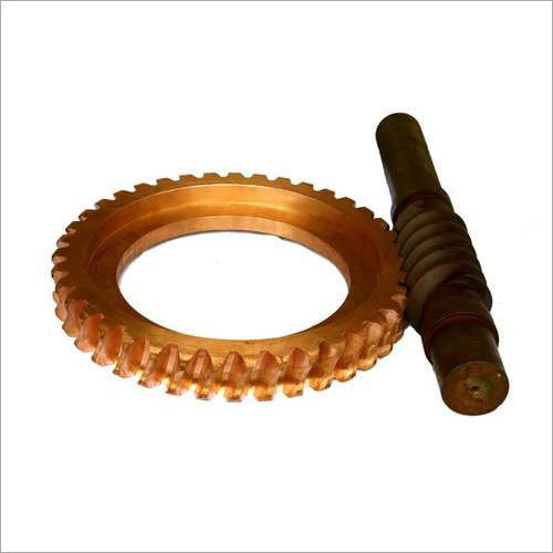 Pellet Machine Worm Gear