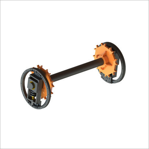 Extractor Non-Drive Assembly
