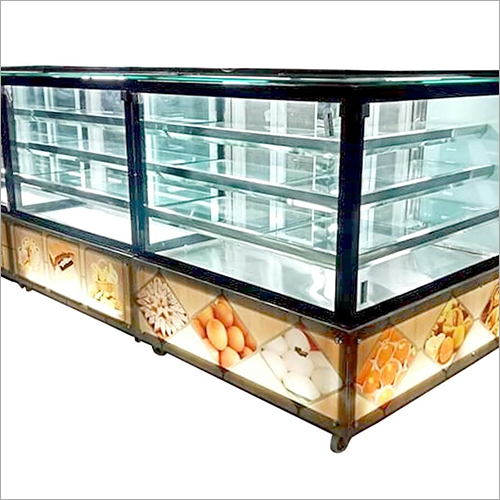 Deep Freezer Display Counter