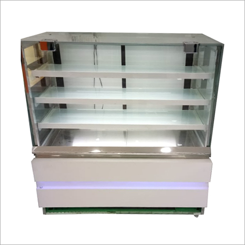 Glass Cake Display Counter