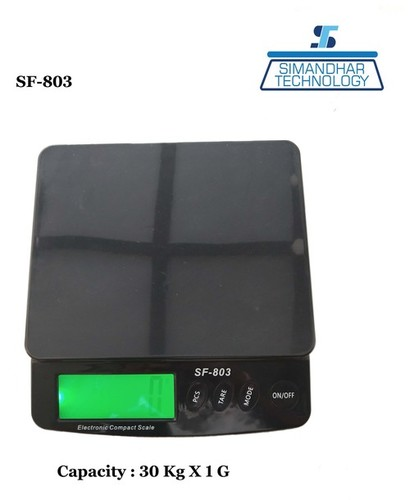 SF-803 Electronic Compact Scale 30 Kg X 1 Gm