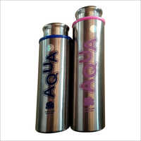 Steel Aqua Bottle