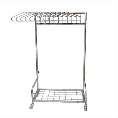 Apron Hanger Trolley