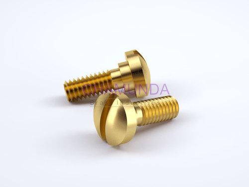 Brass Metric Screw