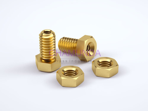 Brass Bolt