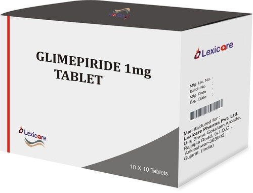 Glimepiride Tablet