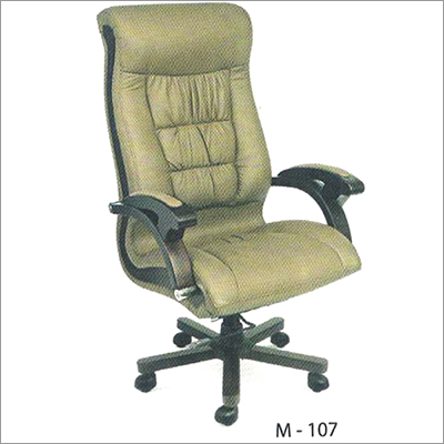 M 107 Modern Office Leather Chair