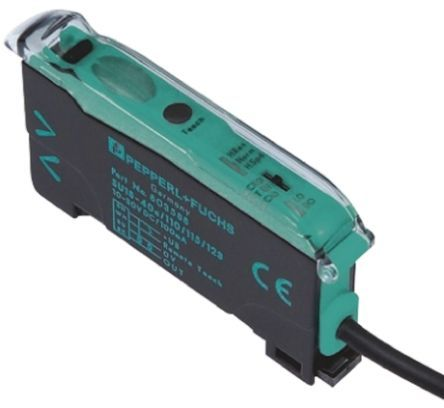 Pepperl Fuchs SU18-16/40a/115a/120 Fiber Optic Sensors
