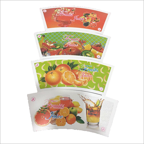 150ML Juice Cup Raw Material