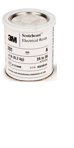 3M Scotchcast Electrical Resin 8