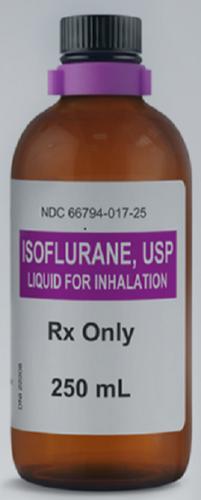 Isoflurane 250ml Piramal