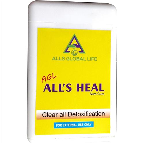 Heal Clear All Detoxification