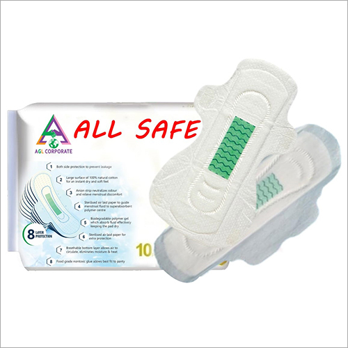 All Safe Sanitary Napkin