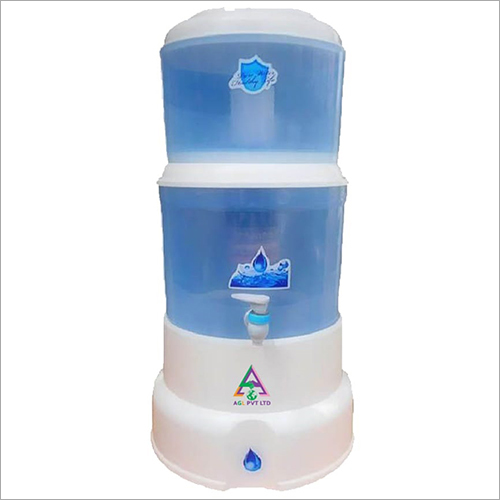 Alkaline Water Filtration Pot