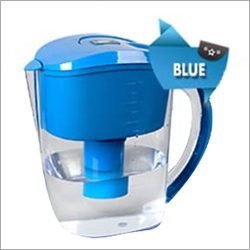 Blue Alkaline Water Jug